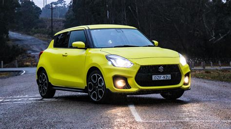 quick test suzuki swift sport  manual