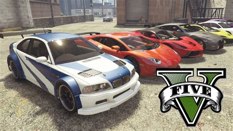 Gta 5 Top 10 Real Life Cars