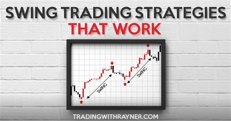 swing trading strategies swing trading strategies that work tradingwithrayner