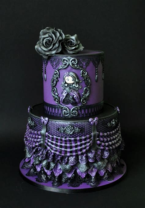 victorian gothic cakecentralcom