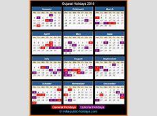 Gujarat Holidays 2016