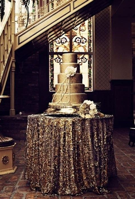 Shimmer Spiration With Sequins Sugar Weddings And Parties