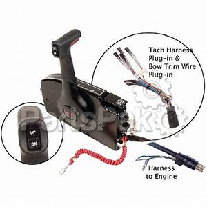 99 Mercury Outboard Motor Power Pak Wiring Diagram