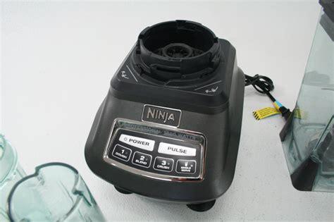 ninja mega kitchen system bl blender food processor
