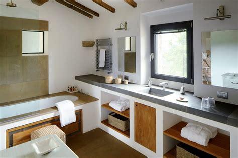 meubles bois massif et d 233 coration de style rustique moderne