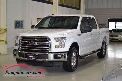 2016 F150 V6 by 2016 Ford F150 Xlt Crew V6 Ecoboost 4x4 In New Jersey Nj