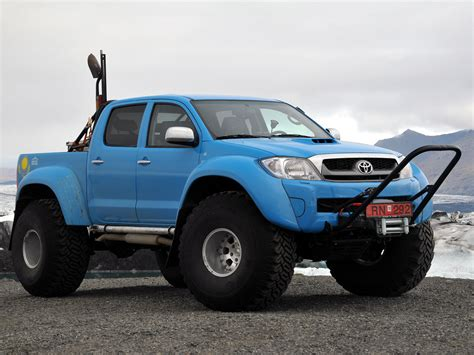 Toyota Hilux Blog Offroad Database Center May 2013