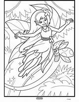 Crayola Coloring Alive Forest Fairy Enchanted Pages Quiver Adults Star Wars App Giant Colour Creatures Getdrawings Printable Sheets Colouring Mythical sketch template