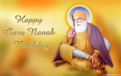 Guru Nanak Jayanti Happy Wishes Wallpapers Gurpurab