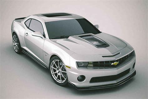 Is The Fastest Camaro by The 2015 Callaway Camaro Z 28 Is One Of The Fastest New