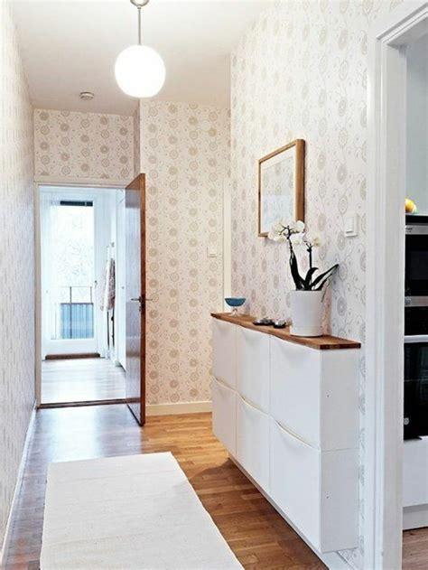 papier peint lessivable cuisine comment sauver d 39 espace avec les meubles gain de place