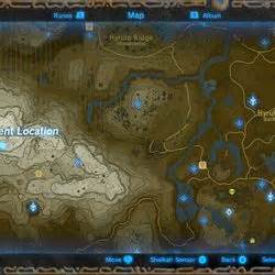 Zelda  Breath Of The Wild Guide  Kema Kosassa Shrine