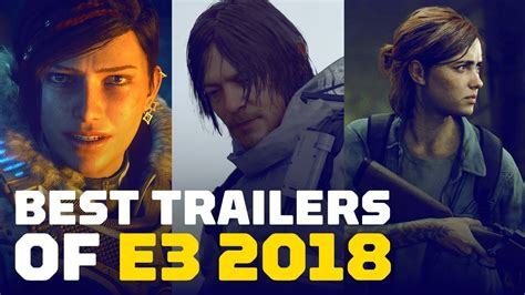 Best Game Trailers of E3 2018 | Movie Trailers BLaze