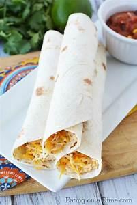 crockpot chicken taquitos recipe easy taquito recipe