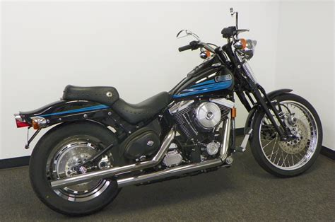 Harley Davidson Johnstown Pa by 1996 Harley Davidson 174 Fxstsb Softail 174 Bad Boy Black With