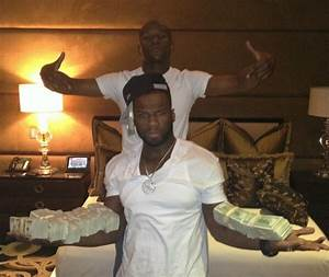 50 Cent y Floyd Money Mayweather, una amistad destruida