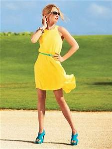 What color shoes look good with yellow dress – Dress blog Edin
