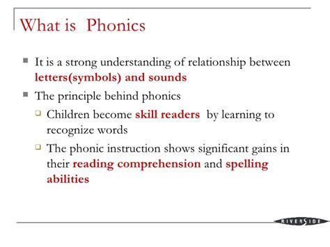 Phonics ( New