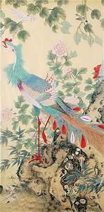Chinese Phoenix Painting phoenix 2734017, 66cm x 136cm(26 ...