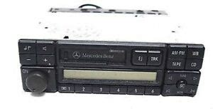 To no avail i still. 95 96 97 98 99 00 01 02 MERCEDES E320 C230 S500 RADIO CASSETTE PLAYER WORKING | eBay