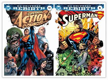 Superman Bendis Rebirth Teams Thank