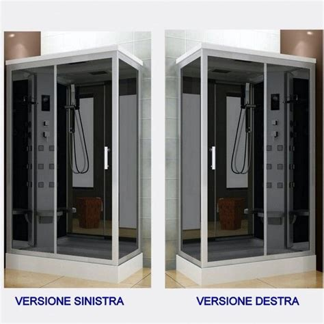 Cabina Doccia Senza Idromassaggio by Cabina Idromassaggio 6 Getti 70x120 Box Doccia