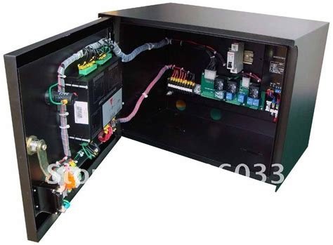 Diesel Generator Control Panel Wiring Diagram Fuse Box