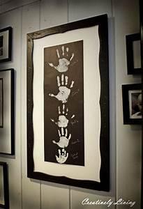 9 Foot And Handprint Art Ideas For Kids
