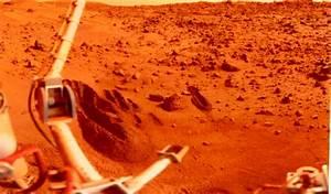 Mars - Viking 1 Lander