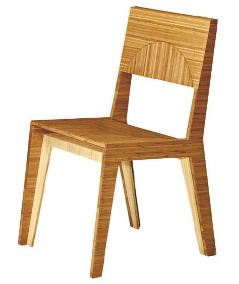 Bamboo Chair Made Of Bamboo Panel  New Bamboo Design