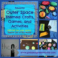 Best 25+ Outer Space Theme Ideas On Pinterest  Outer Space Activities, Space Theme Preschool