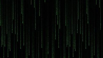 Matrix Rain Digital Engine Customizable Wallpapers