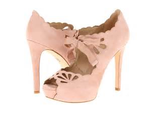 pink wedding shoes pale pink wedding shoes bitsy