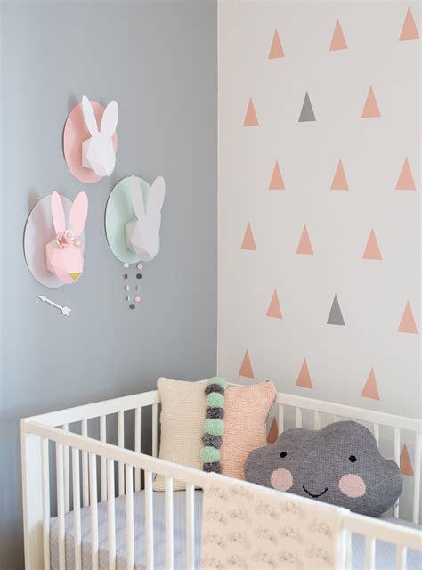 diy chambre diy faire soi même la déco de la chambre de bébé