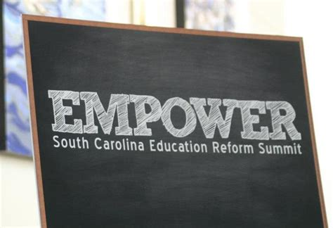 empower south carolina education reform summit home