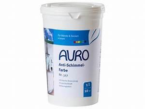 Anti Schimmel Putz : auro anti schimmel farbe nr 327 16 90 ~ Orissabook.com Haus und Dekorationen