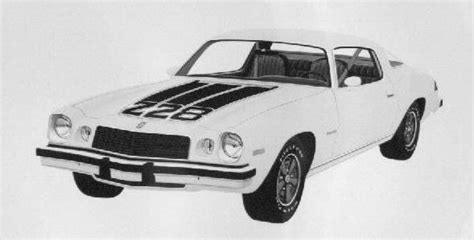 Classifieds For 1973 To 1975 Chevrolet Camaro Z28