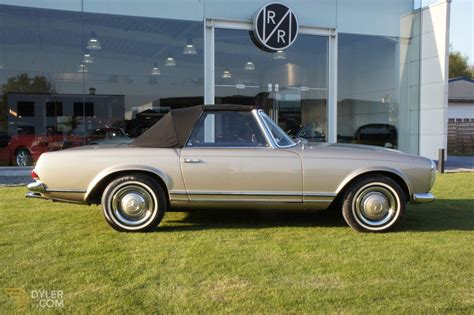 1969 mercedes 280sl roadster for sale. Classic 1966 Mercedes-Benz 230 SL Pagoda for Sale - Dyler