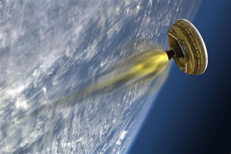 NASA cuts funds for Mars landing technology work - SpaceNews