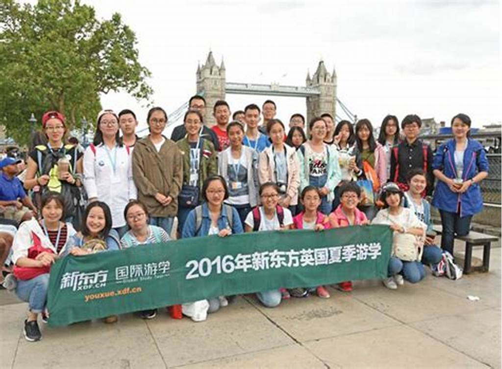#Students #Taking #Part #In #An #Overseas #Summer #Program