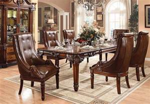 antique dining room sets formal traditional style antique cherry finish dining table set 7pc dining room ebay