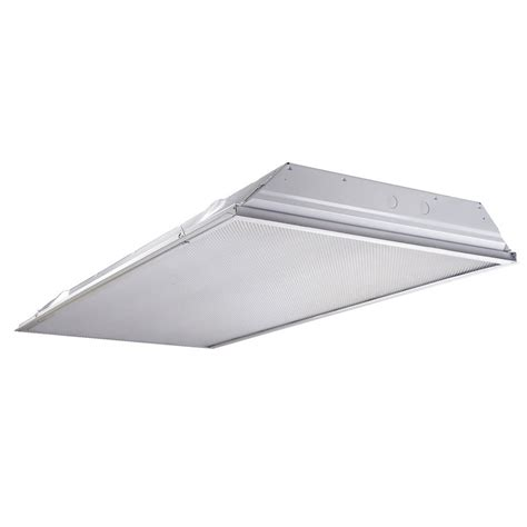 shop metalux gr8 series fluorescent troffer common 4 ft