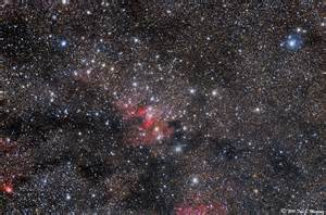 Fire Dragon Nebula