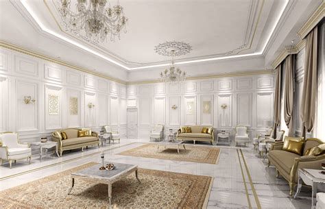 luxury classic interior design classic luxury villa interior design doha qatar cas Luxury Classic Interior Design