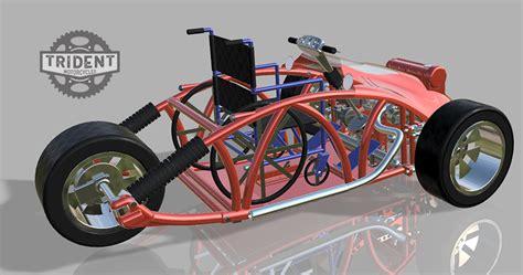 A Kickstarter For A Wheelchair