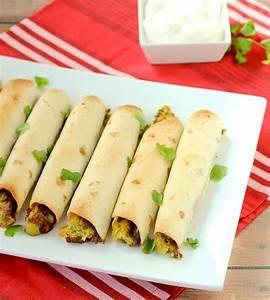 vegetarian baked taquitos 5 ingredient cooks