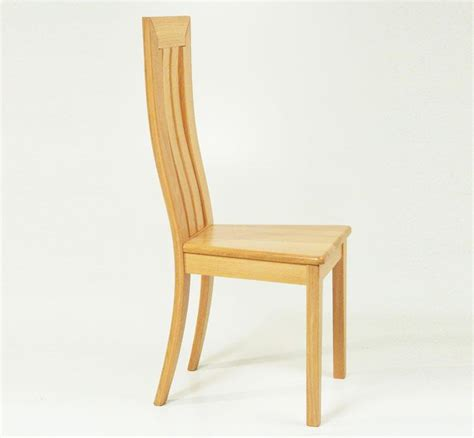 chaise contemporaine ch 234 ne massif fabricant de chaise en