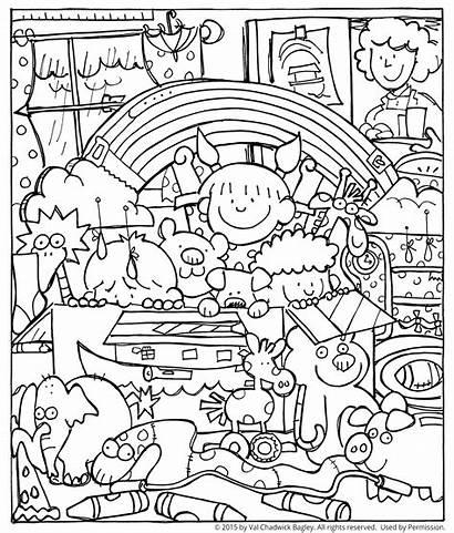 Noah Ark Children Library Activity Primary