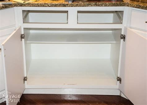 A Husband And Wife Want More Kitchen Cabinet Space, But
