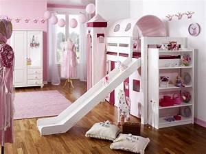Kinderzimmer Mdchen Pink Prinzessin Holz Massivholz